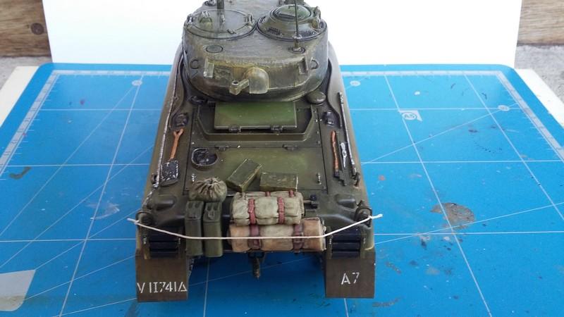 Sherman - SHERMAN M4 A1 76 mm (ITALERI 1/35) 00311