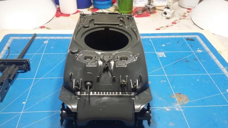 Sherman - SHERMAN M4 A1 76 mm (ITALERI 1/35) 003_210