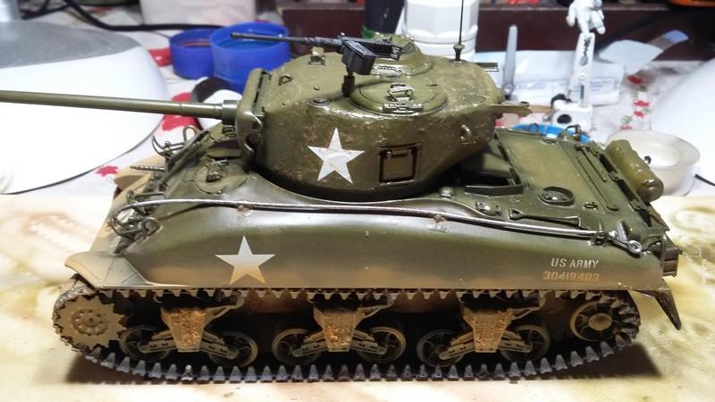 Sherman - SHERMAN M4 A1 76 mm (ITALERI 1/35) 003_510