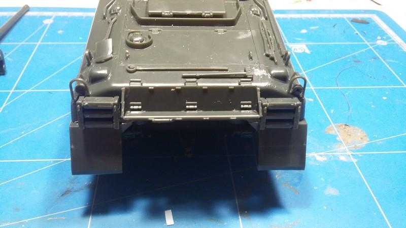 Sherman - SHERMAN M4 A1 76 mm (ITALERI 1/35) 004_210