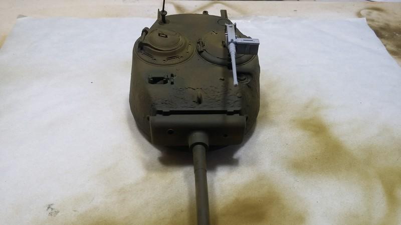 Sherman - SHERMAN M4 A1 76 mm (ITALERI 1/35) 006_210