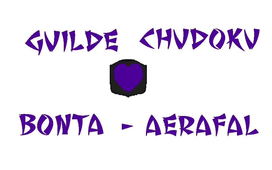 La guilde Chudoku vous souhaite la bienvenue sur son forum !