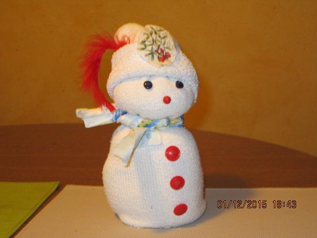 DU 2 AU 8 NOVEMBRE BONHOMME DE NEIGE/FROM 2 TO 8 November SNOWMAN Bonhom12
