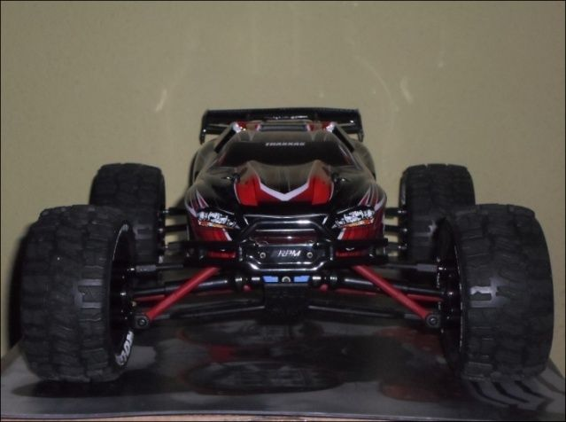 E-Revo's 1/16 Brushless 3S (380/540) 1310