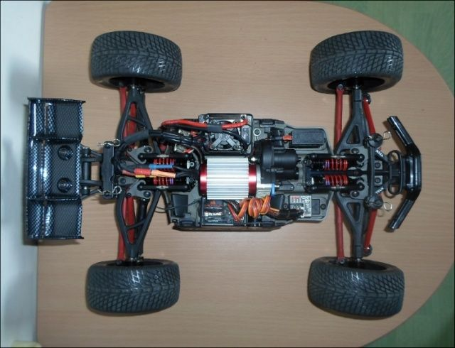 E-Revo's 1/16 Brushless 3S (380/540) - Page 2 613