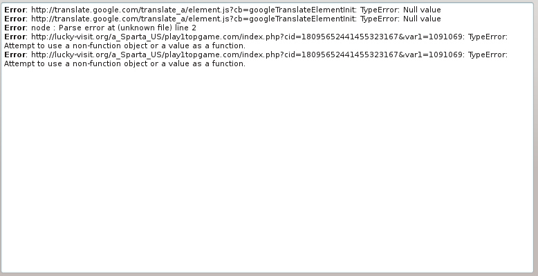 Virus/Malware Confirmed On Their Site By The Readers Of Dinar Recaps Ponee-12