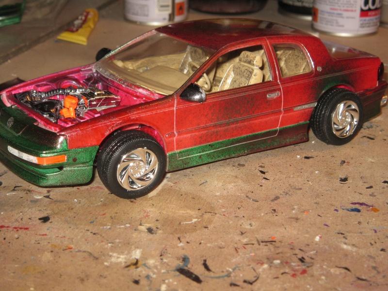 Cougar 1992 XR7  Rat-Rod 00212