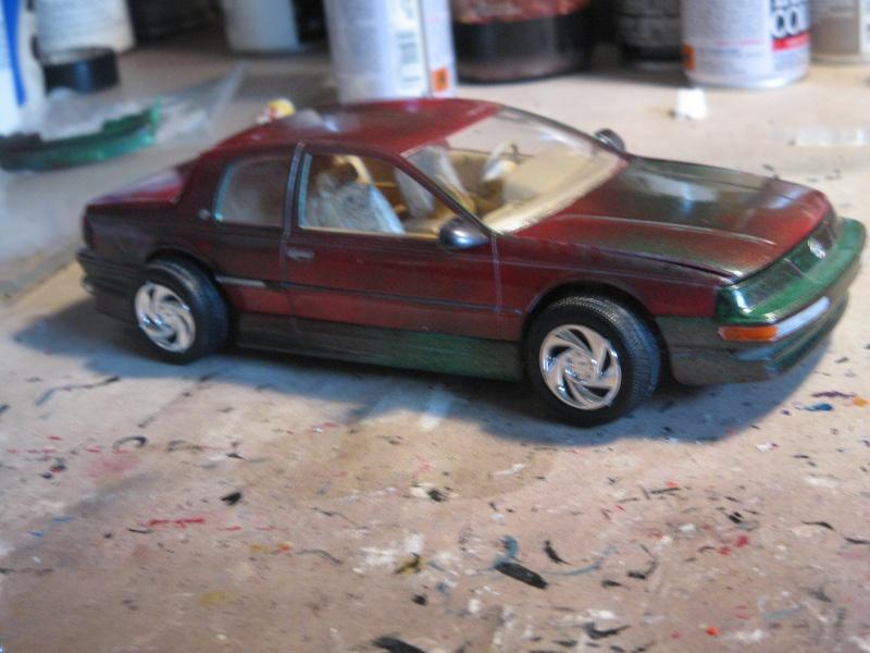 Cougar 1992 XR7  Rat-Rod 00510