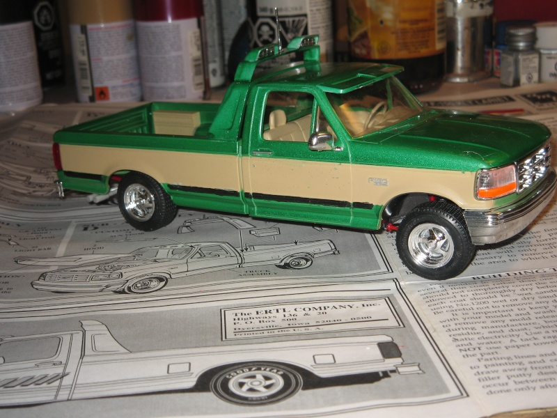 Ford XLT F-150 00511