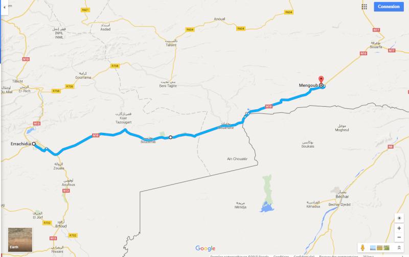 [] Passage FRONTIERE avec l'Algérie (N10) ??? Errach10