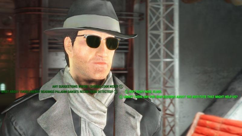 Full Dialogue Interface Fallou26