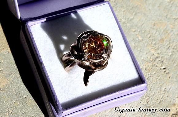 Bague bronze Clair premium et Zirconium Img_3917