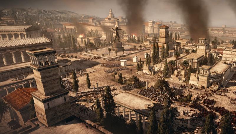 Poème : Rome saccagée par les Gaulois (nouvel épisode 4/4) Total-10