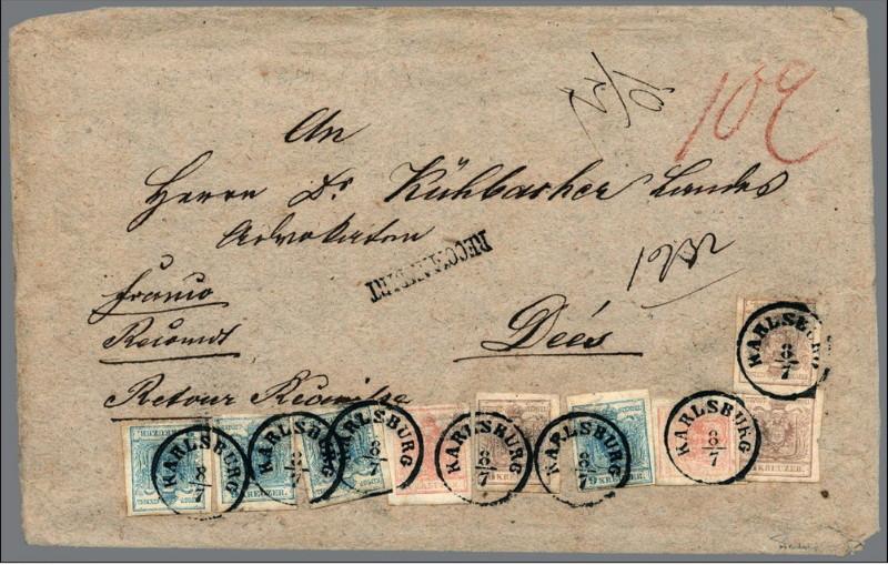 Ein ungewöhnlicher Brief Katalo10