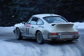 Porsche en hiver Images19
