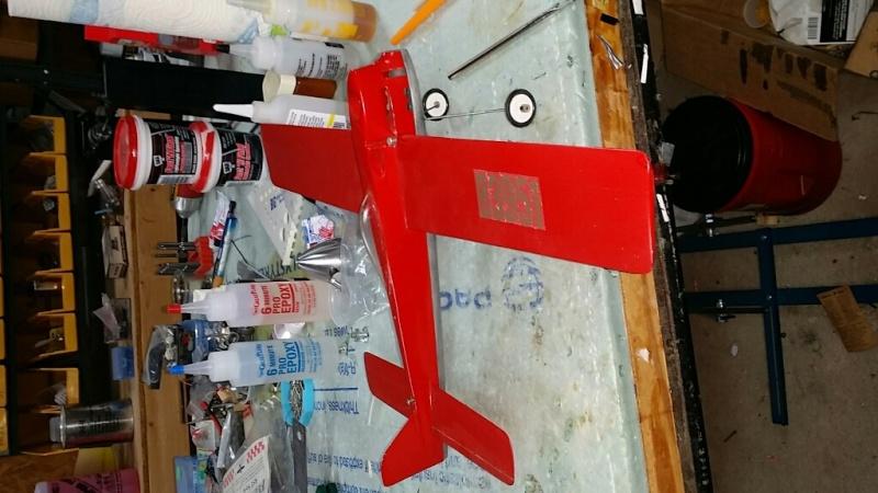 1/2 A Proto Speed Plane P111