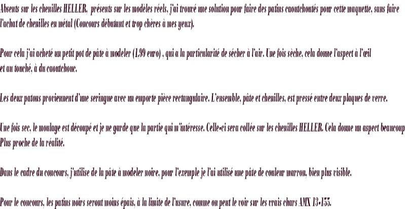 [1/35] AMX 13-155 - Il est fini - Page 2 Chenil10