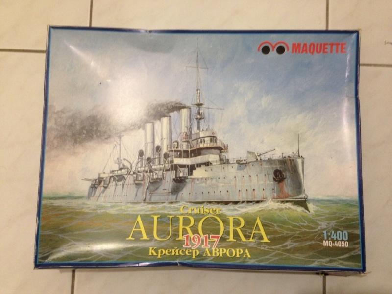 croiseur AURORA 1/400ème Réf L 785 Thumb_17