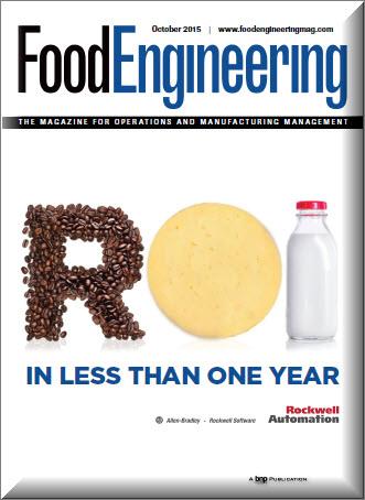 Magazine ♦ Food Engineering ♦ October 2015 10fe_o10