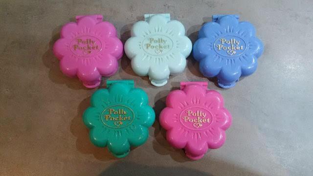 Ma collection de Polly Pocket Fleur210