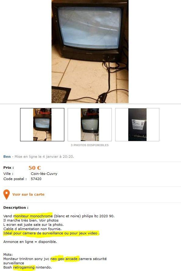 Les annonces de ventes qui nous font marrer ! - Page 23 Lol10