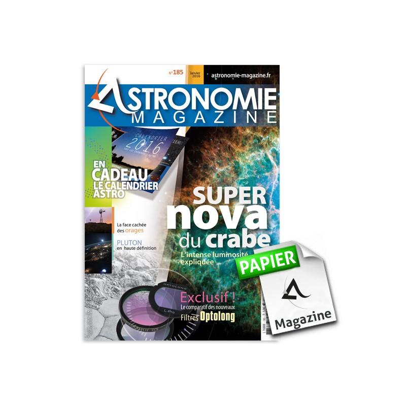 TLE dans Astronomie Magazine 01/2016 Astron10