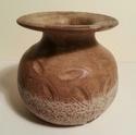 "Small vase with ""HJ"" or ""JH"" mark? - Joyce Haynes?  Hj_vas10"