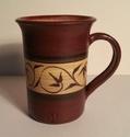 Small mug with stamp. Mug_b10