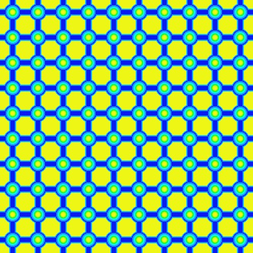 Assignment 28: Repeating Patterns (pixel art) Due Jan 14 Pixel-16