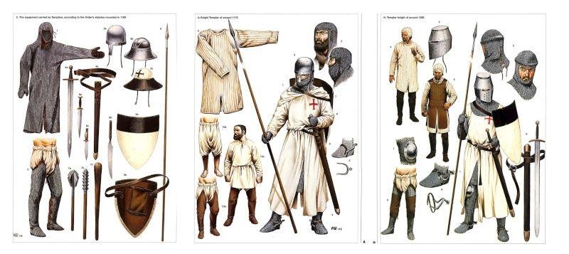 Montgisard 25 novembre 1177 Templi10