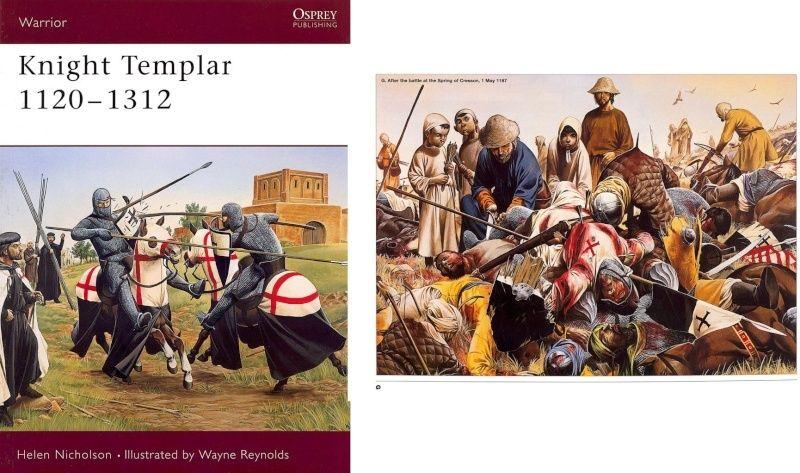 Montgisard 25 novembre 1177 Templi11