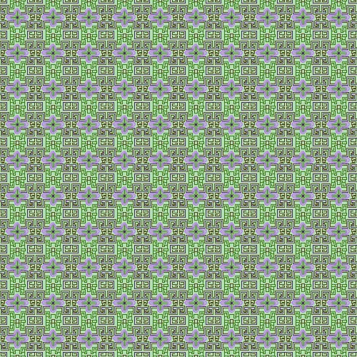 Assignment 28: Repeating Patterns (pixel art) Due Jan 14 Ropppe10