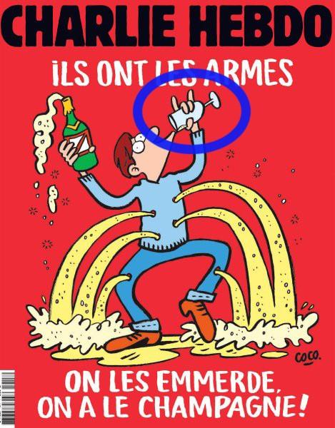 """Überfall auf französisches Satiremagazin """"Charlie Hebdo"""" 7.1.2015 Image-10"""