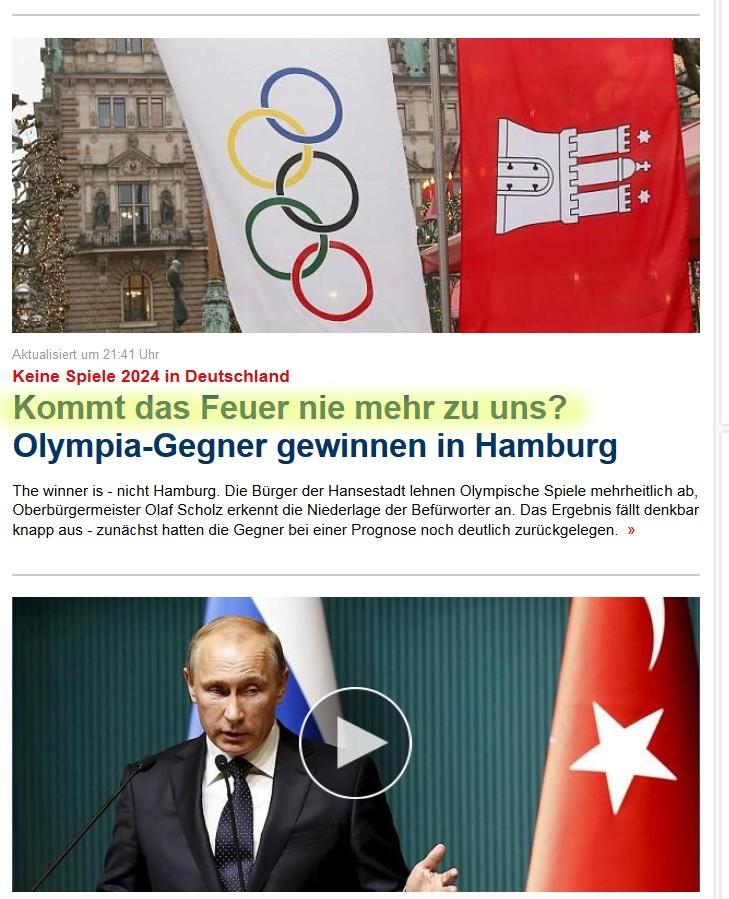Zeichen der Endzeit Olymp10