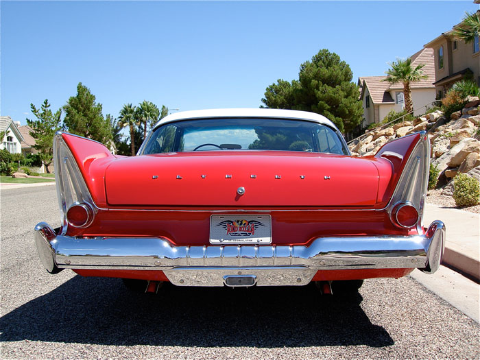 Converting '58 Tailights to '57 Tailights Rear11