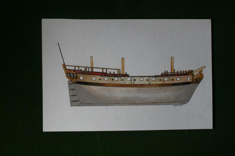 le radoub du ponant : Origine des voiles royales - Page 6 Img_4721