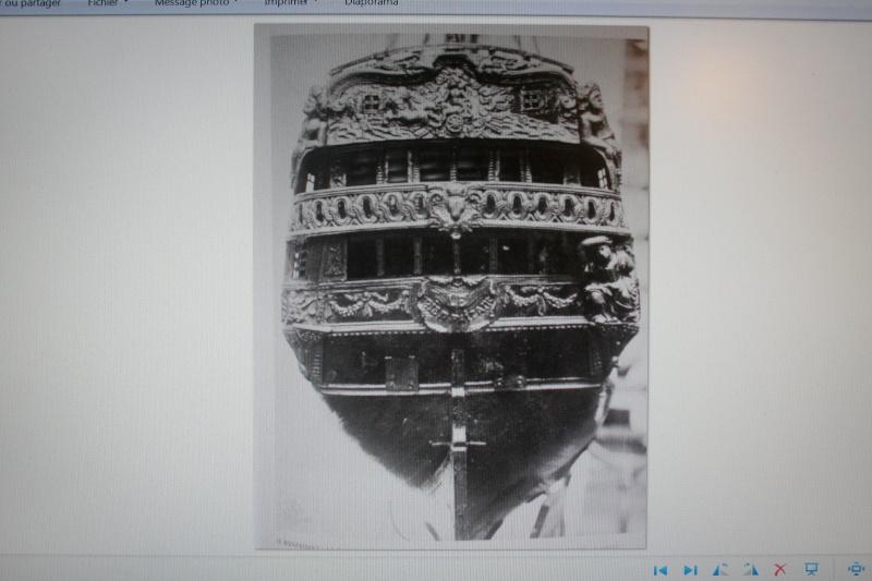 le radoub du ponant : Origine des voiles royales - Page 5 Img_4827