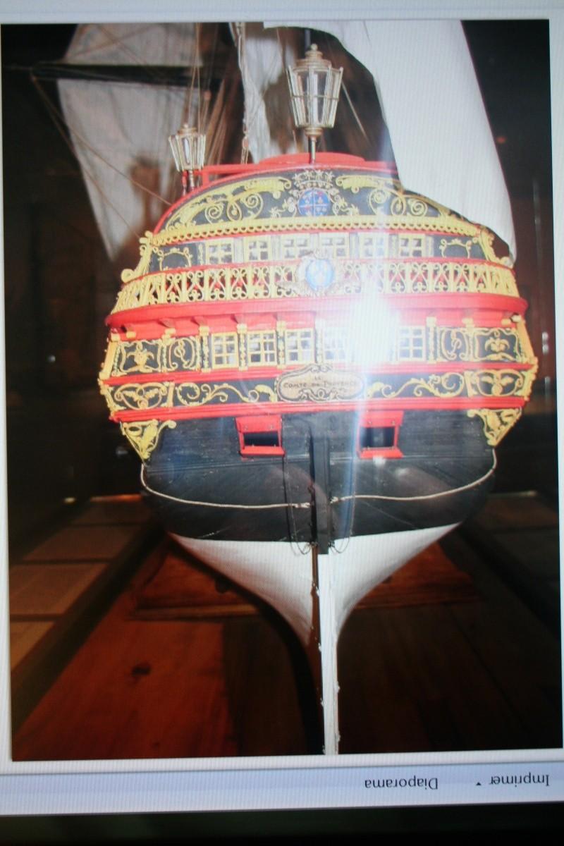 le radoub du ponant : Origine des voiles royales - Page 5 Img_4925