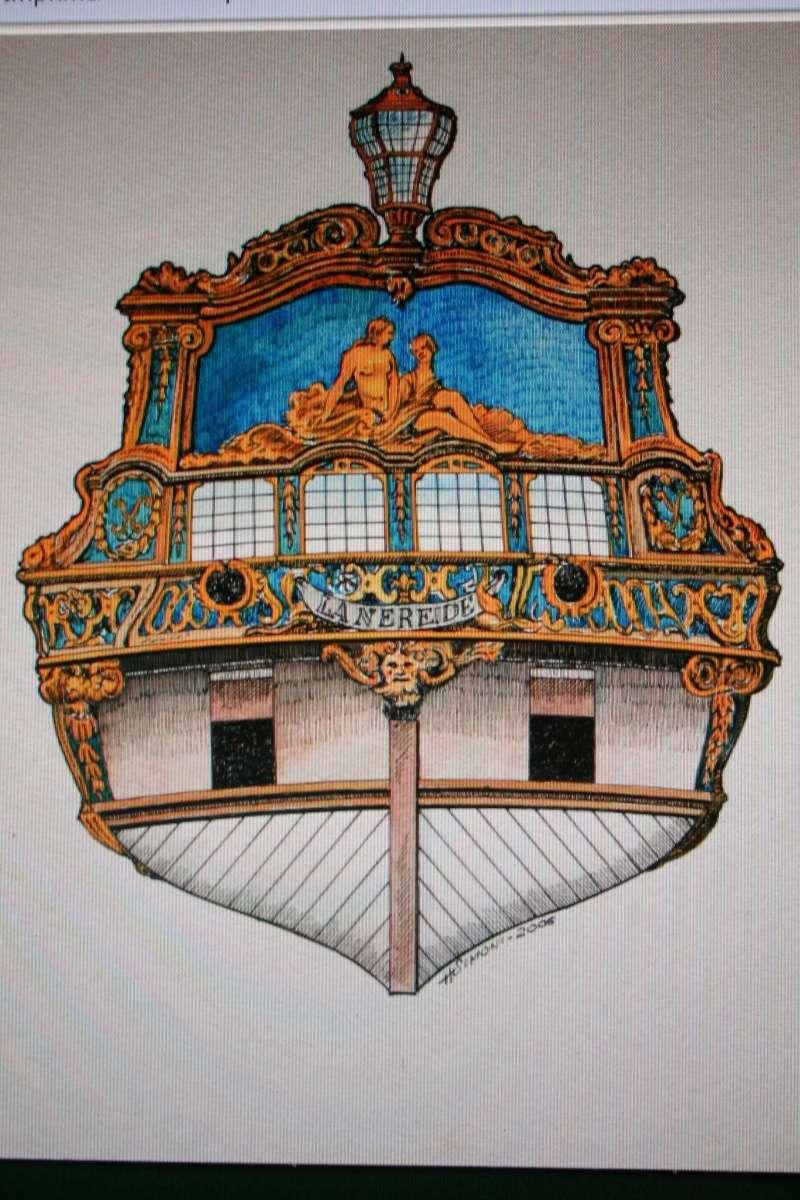 le radoub du ponant : Origine des voiles royales - Page 4 Img_5212
