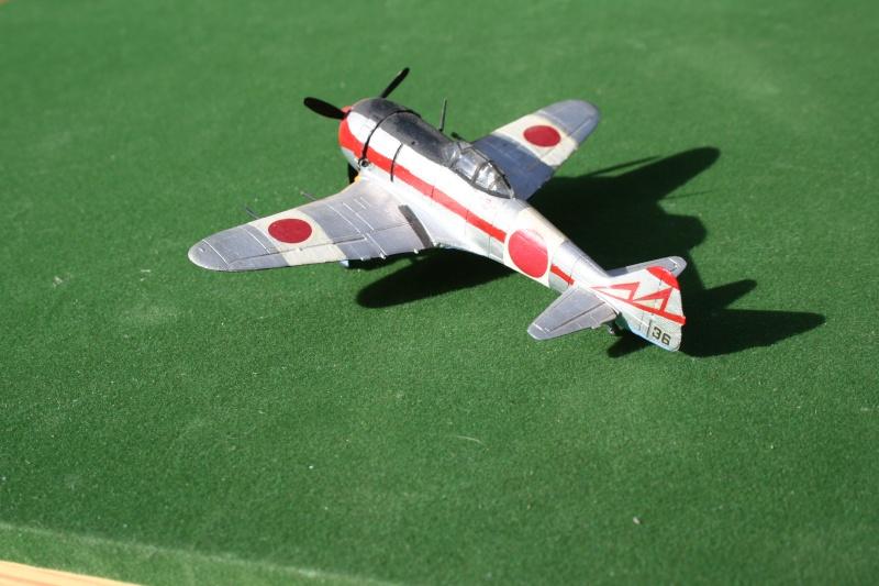 Le Nakajima Ki.44-II b Shoki    Tojo Img_5513