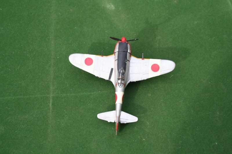 Le Nakajima Ki.44-II b Shoki    Tojo Img_5614