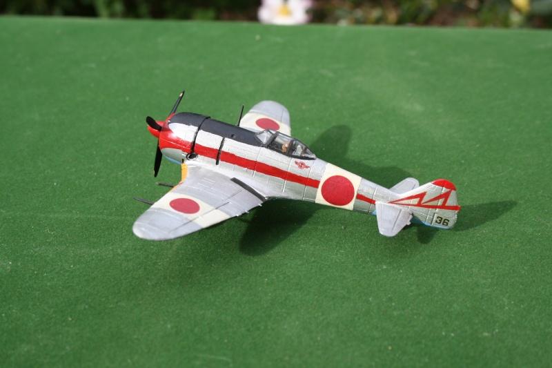 Le Nakajima Ki.44-II b Shoki    Tojo Img_5615