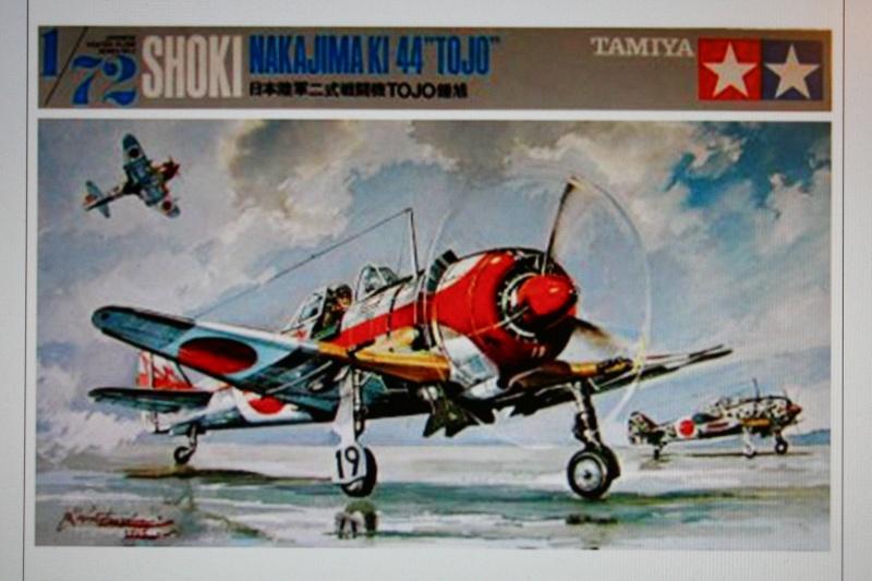 Le Nakajima Ki.44-II b Shoki    Tojo Img_5714