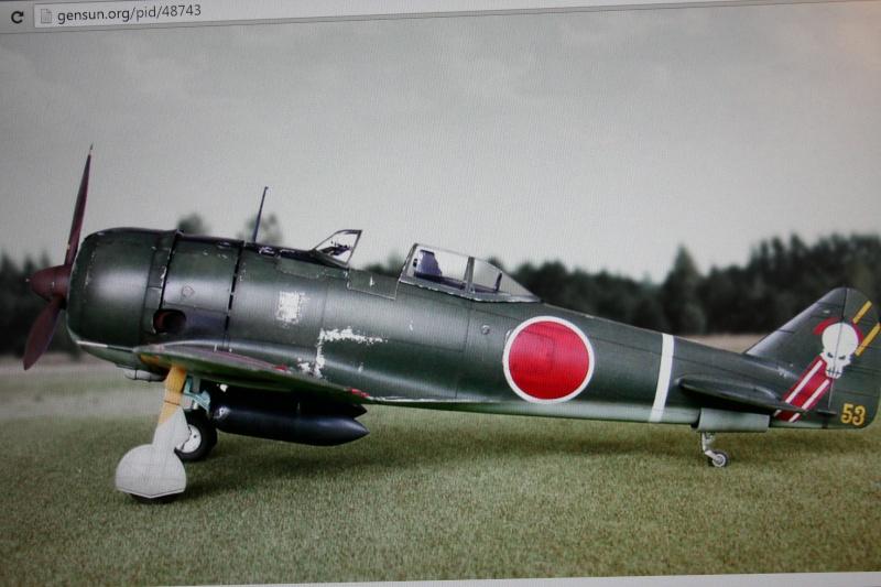 Le Nakajima Ki.44-II b Shoki    Tojo Img_5715
