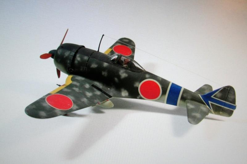 Le Nakajima Ki.44-II b Shoki    Tojo Img_5716