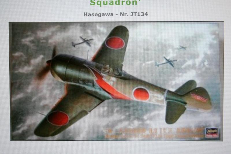 Le Nakajima Ki.44-II b Shoki    Tojo Img_5717