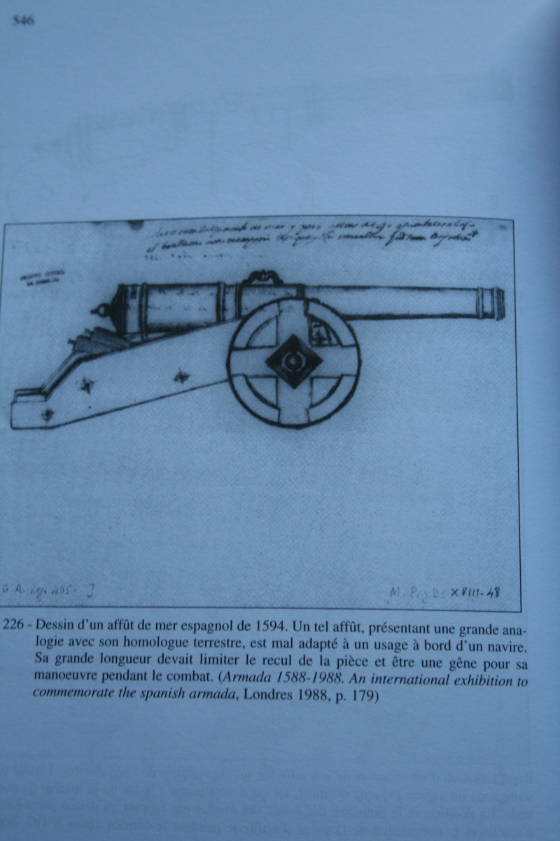 SAN JUAN BAUTISTA, galion du XVI° d'AL au 1/90° par Parellum - Page 6 Img_6024