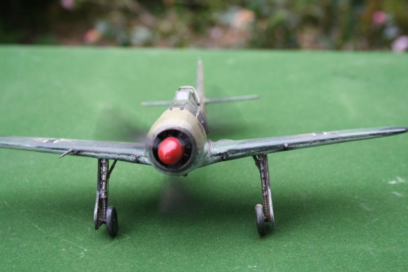 Un FW 190 sortant de l'atelier Img_6139
