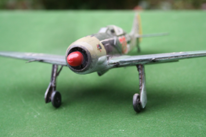 Un FW 190 sortant de l'atelier Img_6140