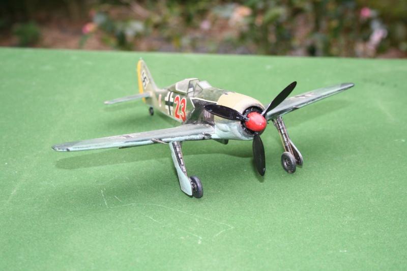 Un FW 190 sortant de l'atelier Img_6141